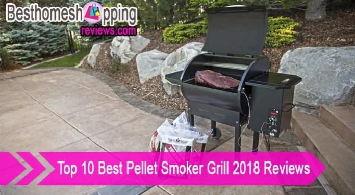 Top 10 Best Pellet Smoker Grill 2018 Reviews