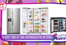 10 Best Side By Side Refrigerator reviews