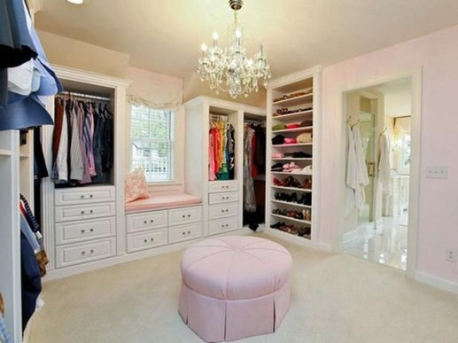 Amazing Closet Room Design Ideas For The Beauty Of Your Storage23