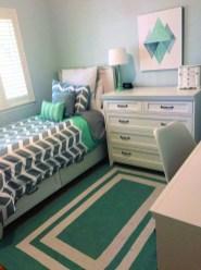 Attractive Teenage Bedroom Decorating Ideas For Comfort In Their Activities02