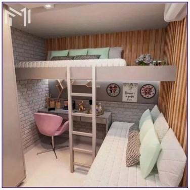Attractive Teenage Bedroom Decorating Ideas For Comfort In Their Activities09