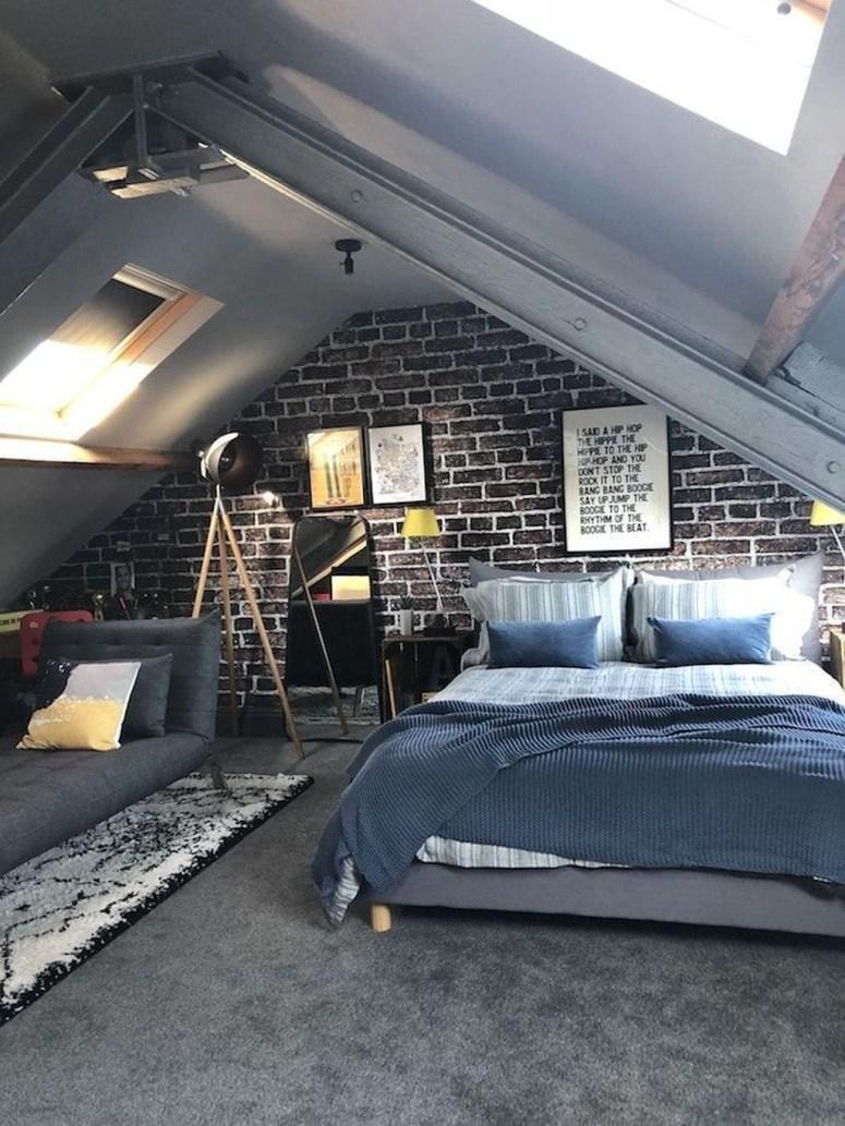 Attractive Teenage Bedroom Decorating Ideas For Comfort In Their Activities15