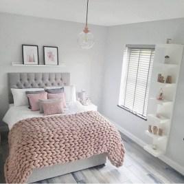 Attractive Teenage Bedroom Decorating Ideas For Comfort In Their Activities33