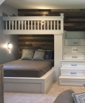 Awesome Bedroom Storage Ideas For Small Spaces06