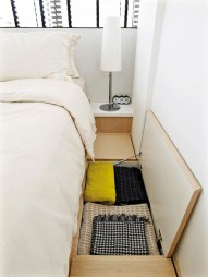 Awesome Bedroom Storage Ideas For Small Spaces18