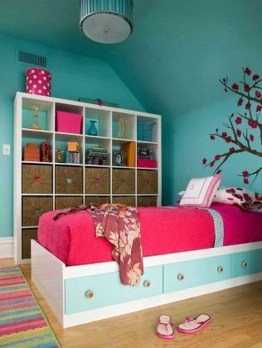 Awesome Bedroom Storage Ideas For Small Spaces25