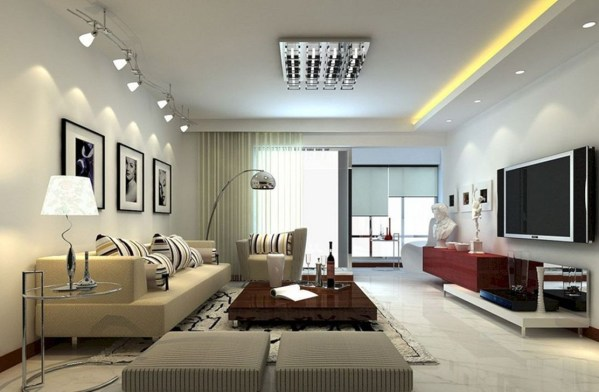 Beautiful Lighting Ideas For Amazing Home Interior Design01