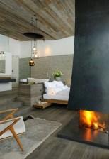 Beautiful Modern Fireplaces For Winter Design Ideas11