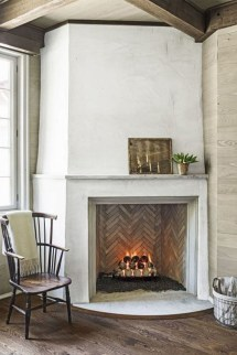 Beautiful Modern Fireplaces For Winter Design Ideas18