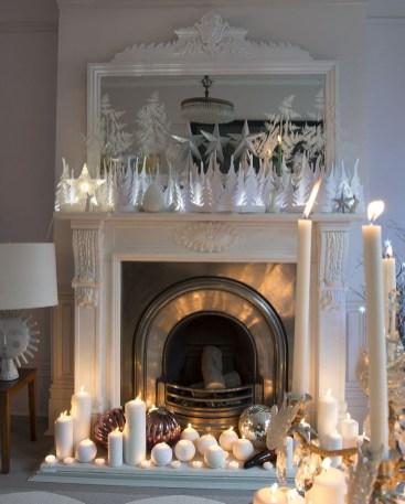 Beautiful Modern Fireplaces For Winter Design Ideas20