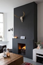 Beautiful Modern Fireplaces For Winter Design Ideas23