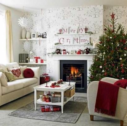 Beautiful Modern Fireplaces For Winter Design Ideas27
