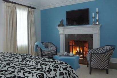 Beautiful Modern Fireplaces For Winter Design Ideas29