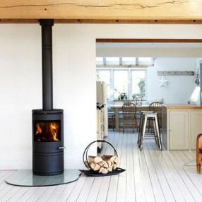 Beautiful Modern Fireplaces For Winter Design Ideas34