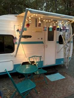Best Wonderful Rv Camping Living Decor Remodel06