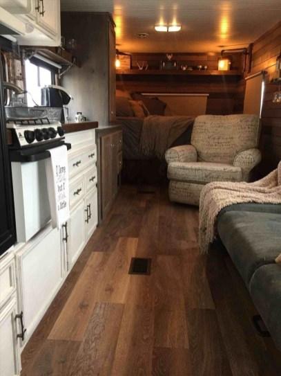 Best Wonderful Rv Camping Living Decor Remodel08