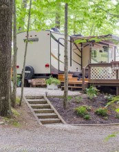 Best Wonderful Rv Camping Living Decor Remodel13