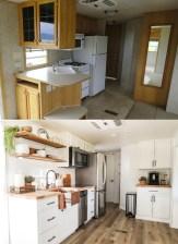 Best Wonderful Rv Camping Living Decor Remodel29