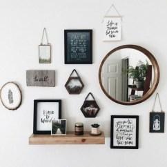 Creative Wall Decor For Pretty Home Design Ideas07