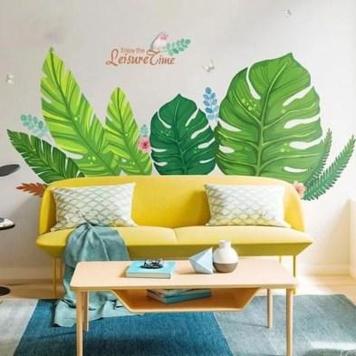 Creative Wall Decor For Pretty Home Design Ideas17