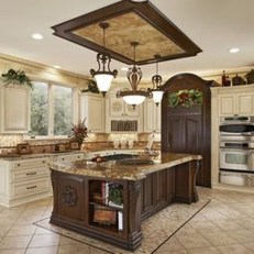 Fabulous Kitchen Island Decorating Ideas To Become A Comfortable Cooking Place For You08