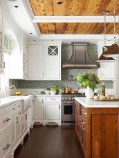 Fabulous Kitchen Island Decorating Ideas To Become A Comfortable Cooking Place For You32