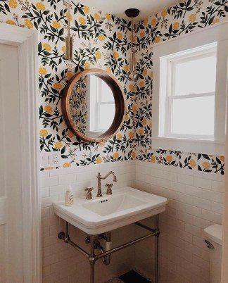 How To Decorate Your Small Bathroom Become More Comfortable And Beautiful08