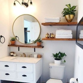 How To Decorate Your Small Bathroom Become More Comfortable And Beautiful10