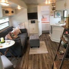 Super Creative Diy Rv Renovation Hacks Makeover10