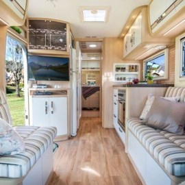 Super Creative Diy Rv Renovation Hacks Makeover42