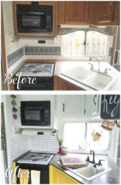 Super Creative Diy Rv Renovation Hacks Makeover44