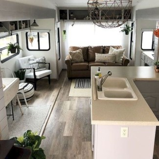 Super Creative Diy Rv Renovation Hacks Makeover48