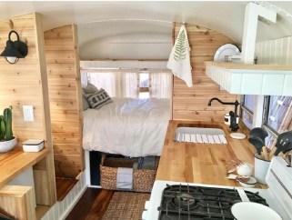 Top Rv Camper Van Living Remodel15
