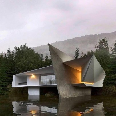 Unique Architecture Building Decoration Ideas15