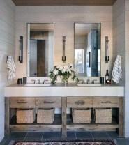 Unique Bathroom Vanities Design Ideas33