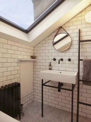 Amazing Industrial Bathroom Decorating Ideas For Your Inspiration06