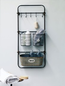 Amazing Industrial Bathroom Decorating Ideas For Your Inspiration20