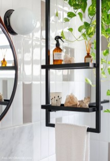 Amazing Industrial Bathroom Decorating Ideas For Your Inspiration38