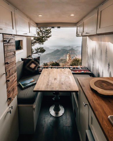 Amazing Rv Living Room Decorating Ideas For Comfortable Trip06