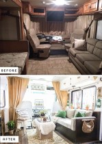 Amazing Rv Living Room Decorating Ideas For Comfortable Trip13
