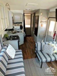 Amazing Rv Living Room Decorating Ideas For Comfortable Trip27