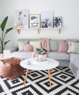 Amazing Scandinavian Living Room Decoration Ideas For The Beauty Of Your Home16