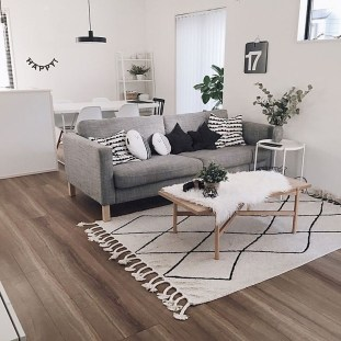 Amazing Scandinavian Living Room Decoration Ideas For The Beauty Of Your Home25