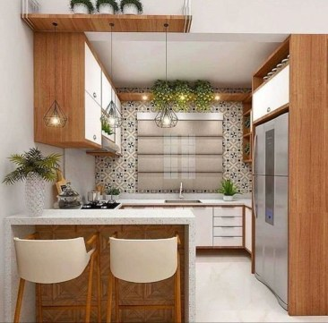 Attractive Small Kitchen Decorating Ideas On A Budget07