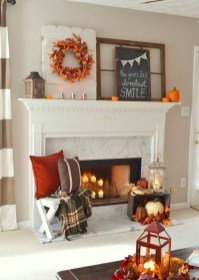 Attractive Winter Living Room Decoration Ideas For Warmth In The House32