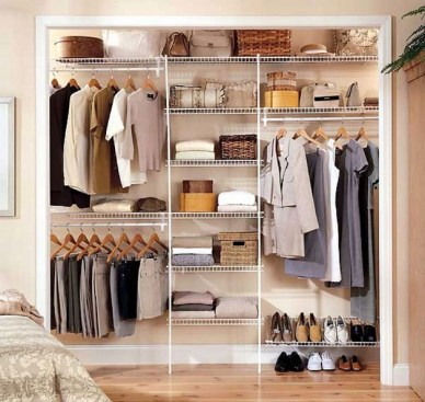 Awesome Closet Room Design Ideas For Your Bedroom15