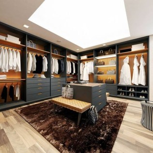 Awesome Closet Room Design Ideas For Your Bedroom26