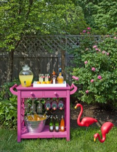 Awesome Outdoor Mini Bar Design Ideas You Must Have For Small Party42
