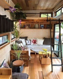 Awesome Tiny House Design Ideas For Your Family14