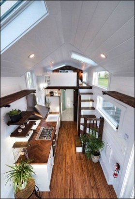 Awesome Tiny House Design Ideas For Your Family25